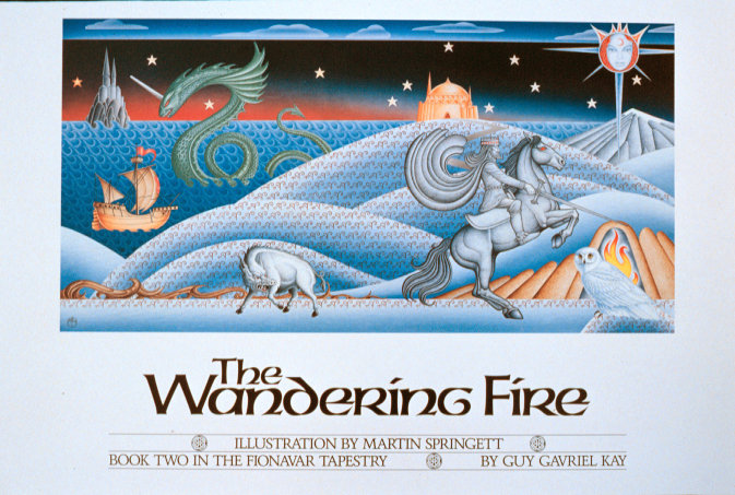 Poster of The Wandering Fire