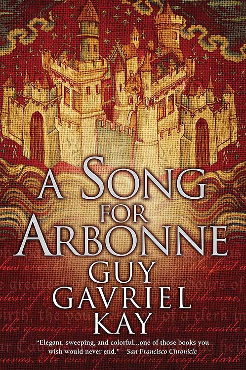 American 3rd paperback edition of A Song for Arbonne