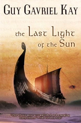 American edition of The Last Light of the Sun