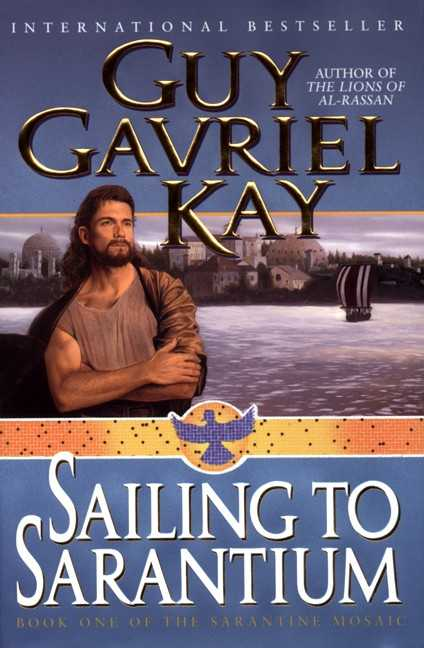 US edition of Sailing to Sarantium
