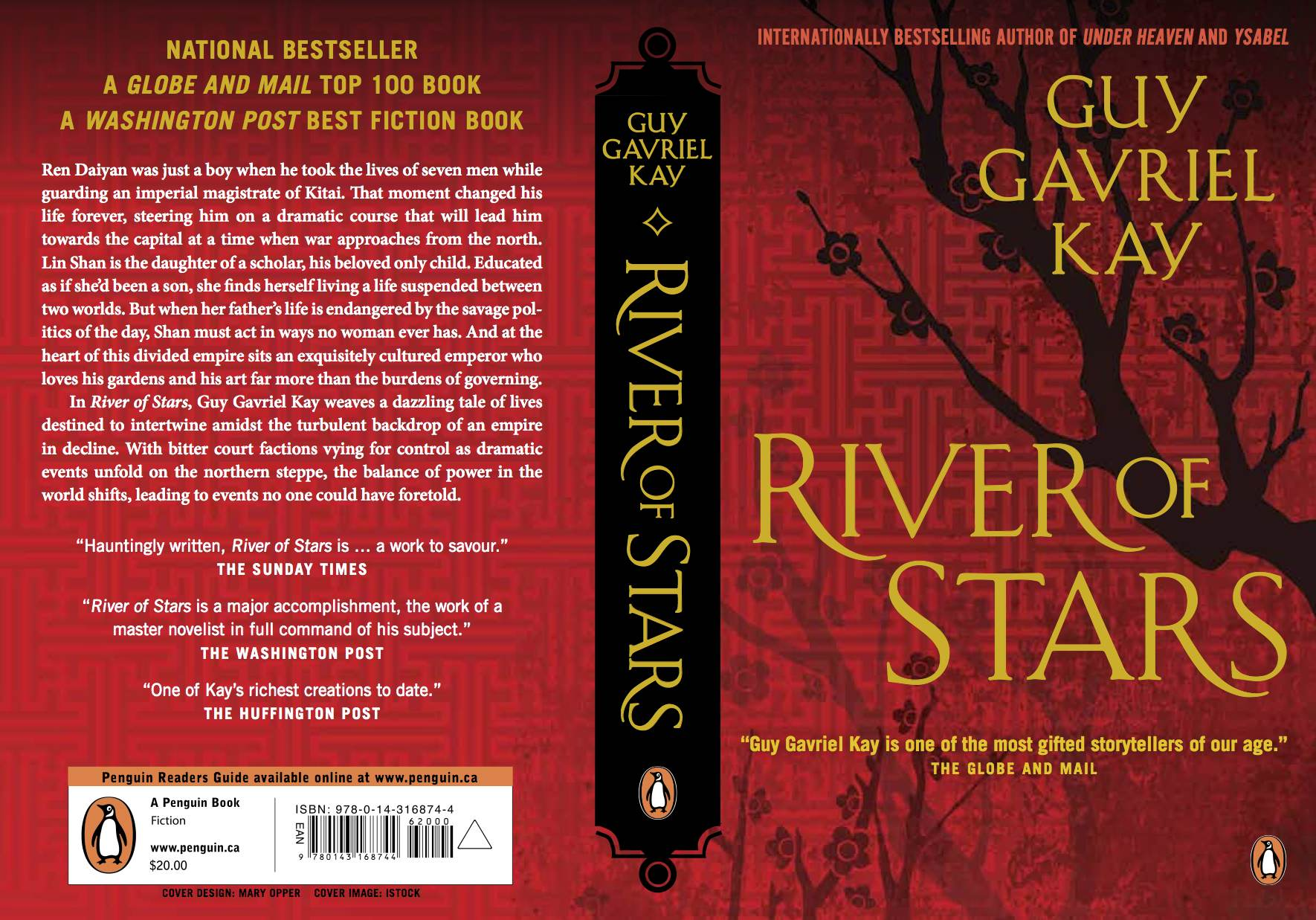 Can trade paperback edition of River of Stars