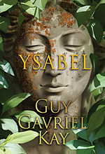 canadian cover of Ysabel