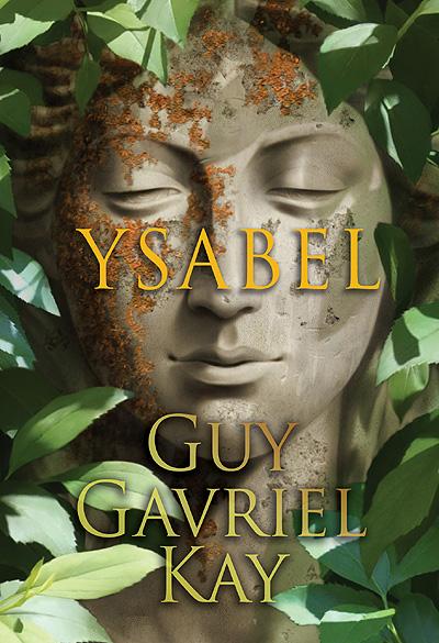 Canadian hardback edition of Ysabel