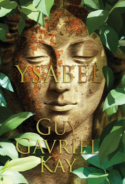 Canadian hardback edition of Ysabel
