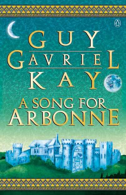 Canadian paperback edition of A Song for Arbonne