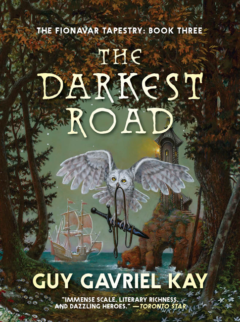 2012 Canadian edition of The Darkest Road