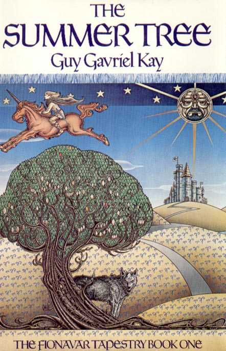 Canadian 1st edition The Summer Tree