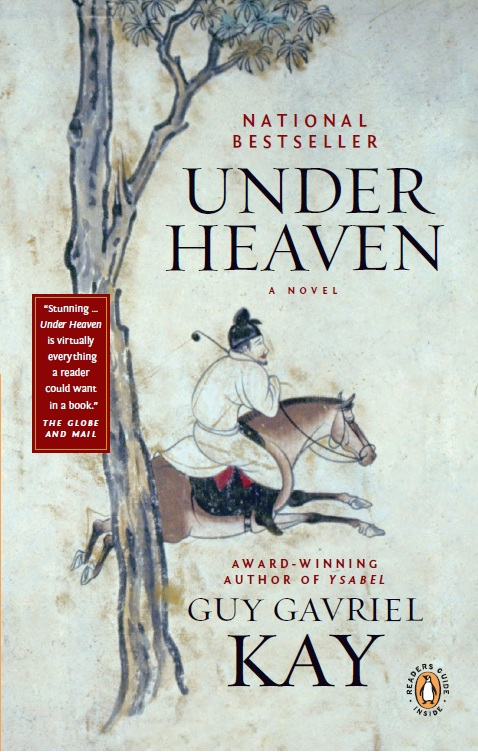 Canadian trade edition of Under Heaven