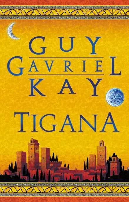 Canadian new paperback edition of Tigana