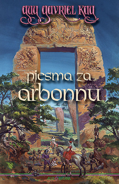 Croatian edition of A Song for Arbonne