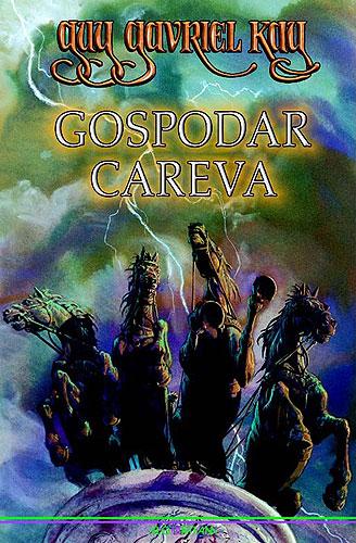 Croatian hardback edition of Lord of Emperors