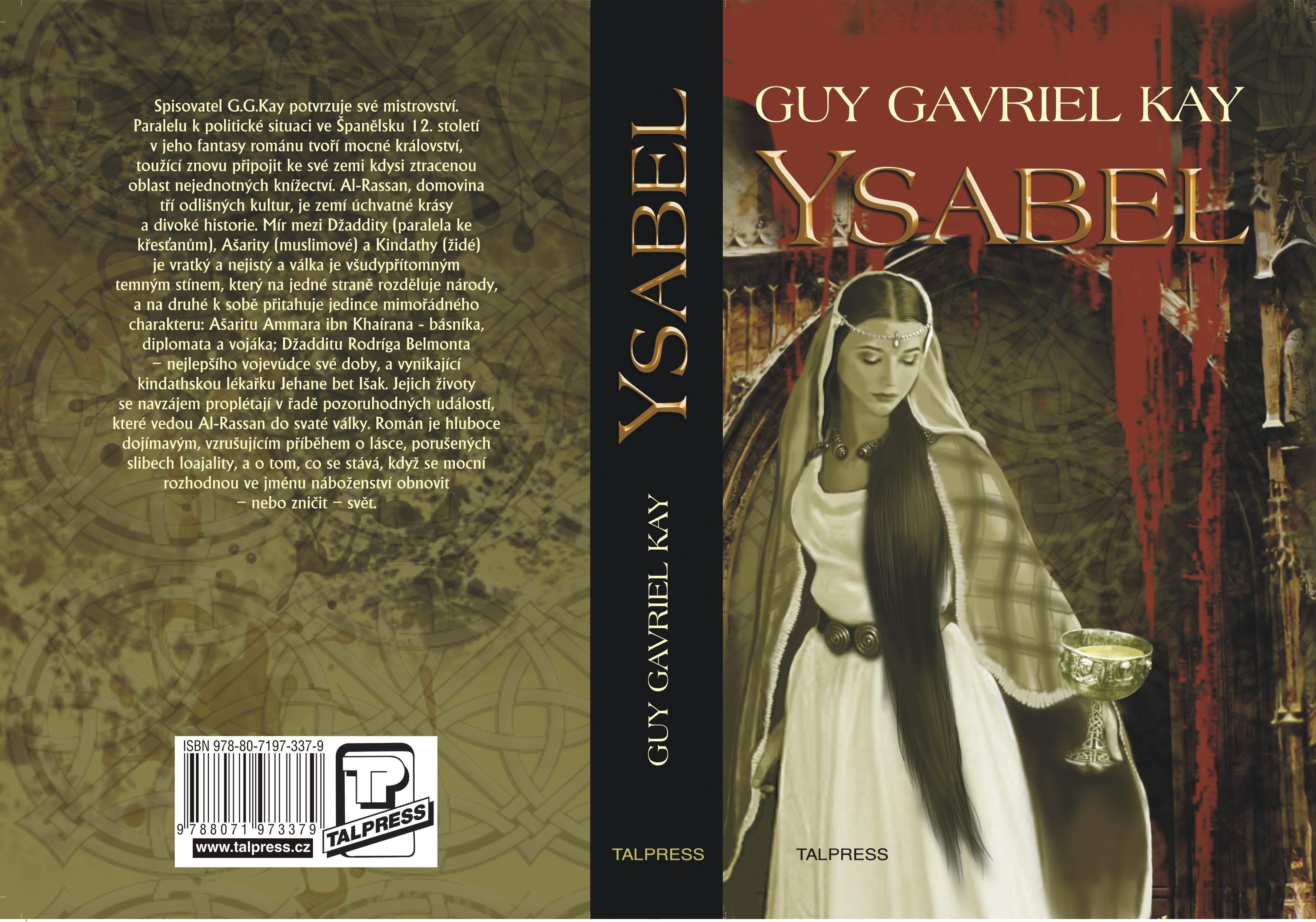 Czech Republic edition of Ysabel