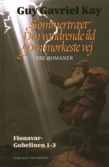 Danish Omnibus Edition of The Fionavar Tapestry