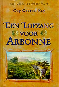 Dutch reprint edition of A Song for Arbonne