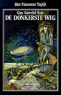 Dutch edition of The Darkest Road