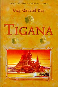 Dutch reprint edition of Tigana