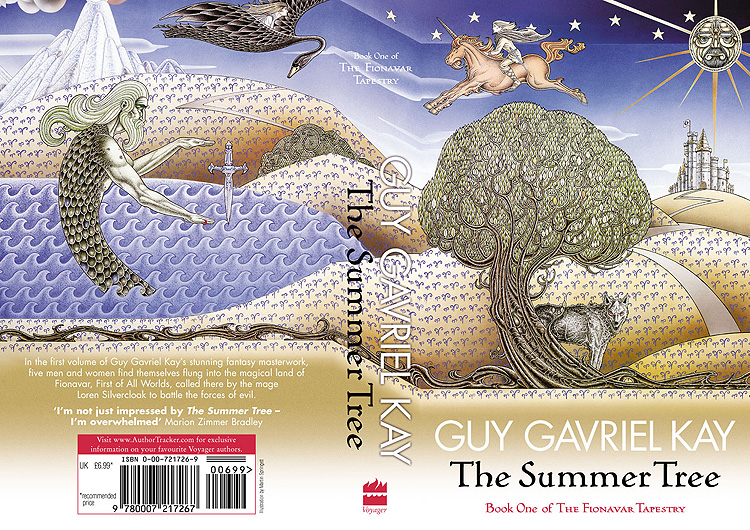 UK reissue of The Summer Tree