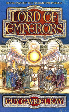UK softback edition of Lord of Emperors