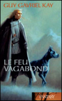 French bookclub edition of The Wandering Fire