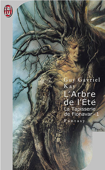 French new edition of The Summer Tree