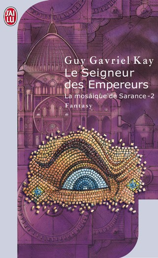 French edition of Lord of Emperors
