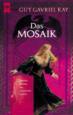 German edition of Sailing to Sarantium, book 2