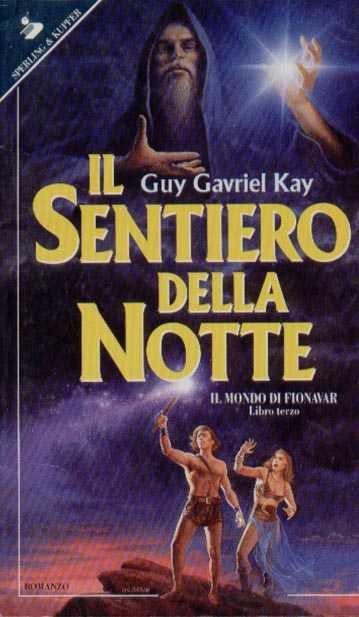 Italian edition of The Darkest Road