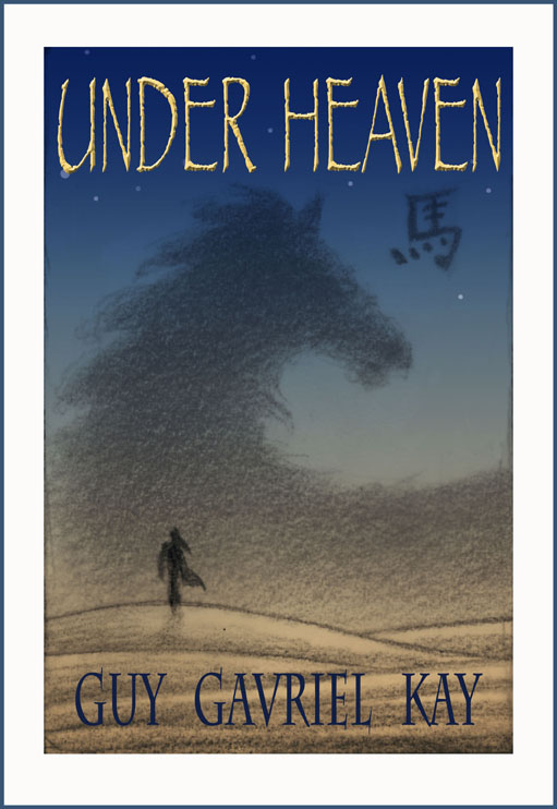 Cover of Under Heaven by Martin Springett