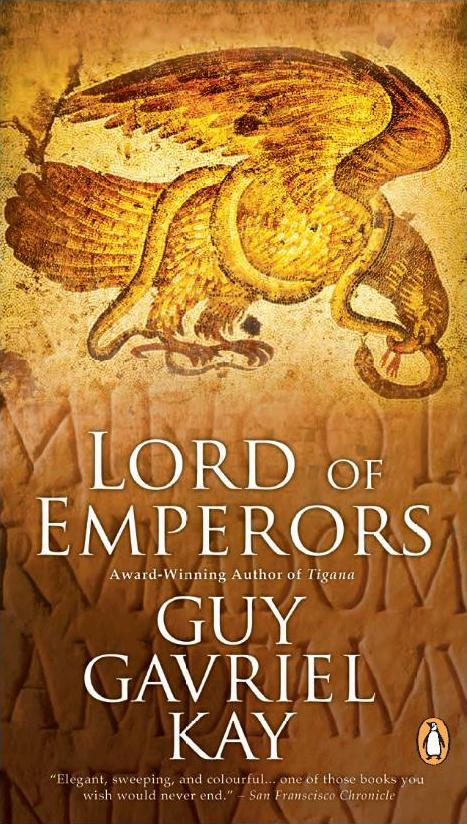 New Canadian edition of Lord of Emperors