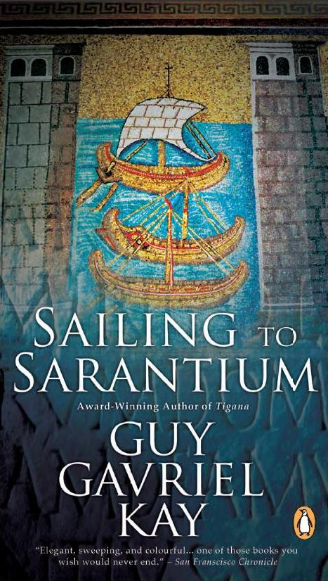 New Canadian edition of Sailing to Sarantium