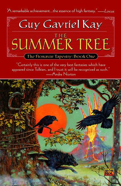 US edition of The Summer Tree