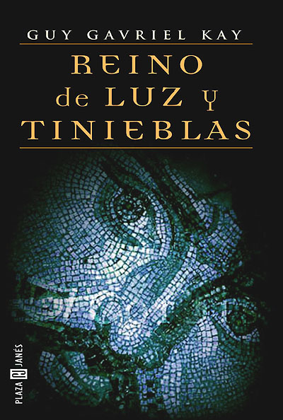Spanish hardback edition of Lord of Emperors