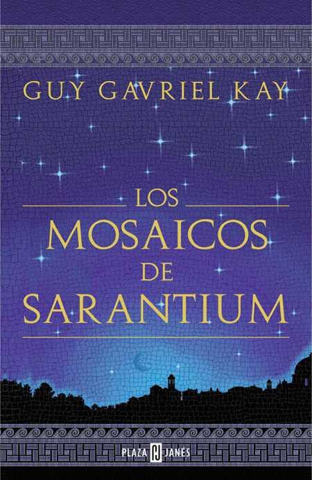Spanish hardback edition of Sailing to Sarantium