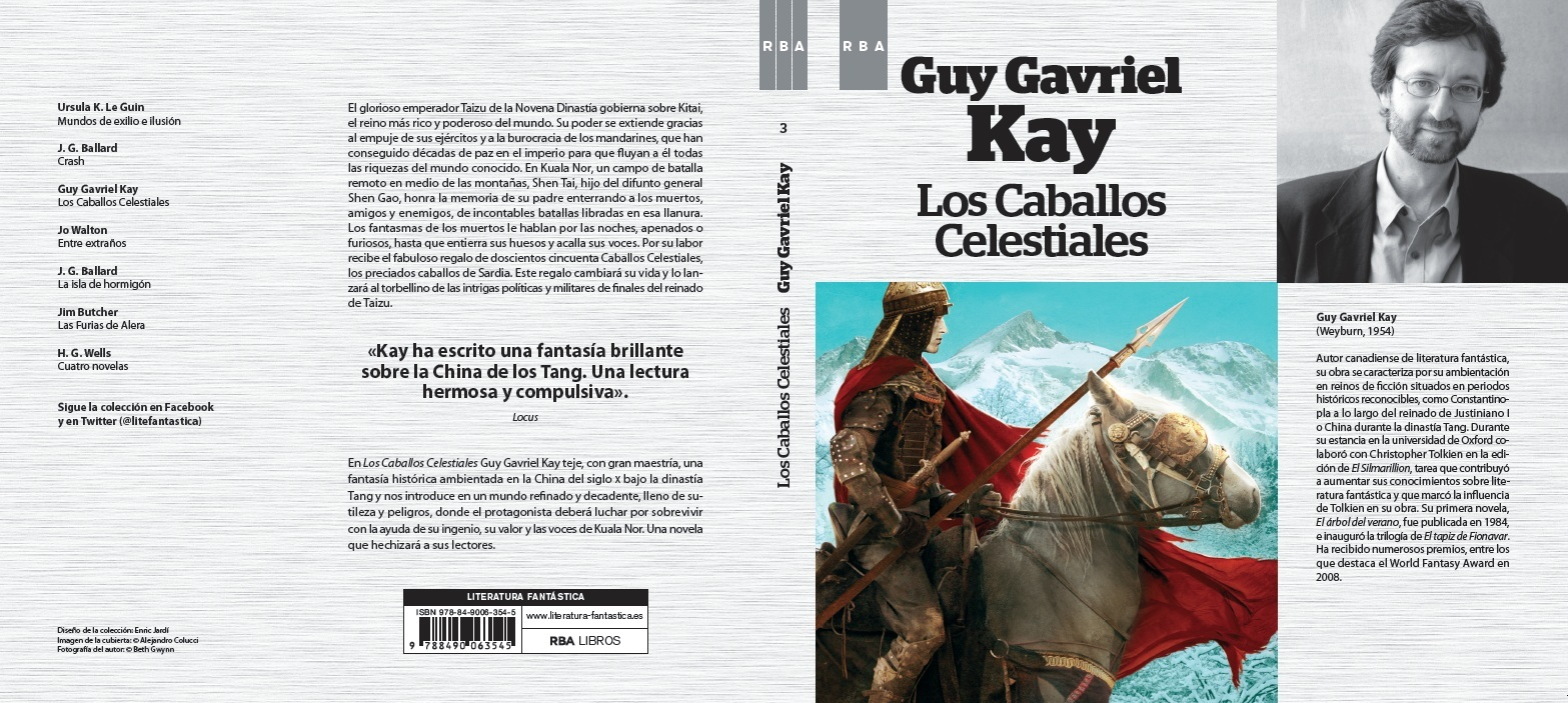 Spanish edition of Under Heaven