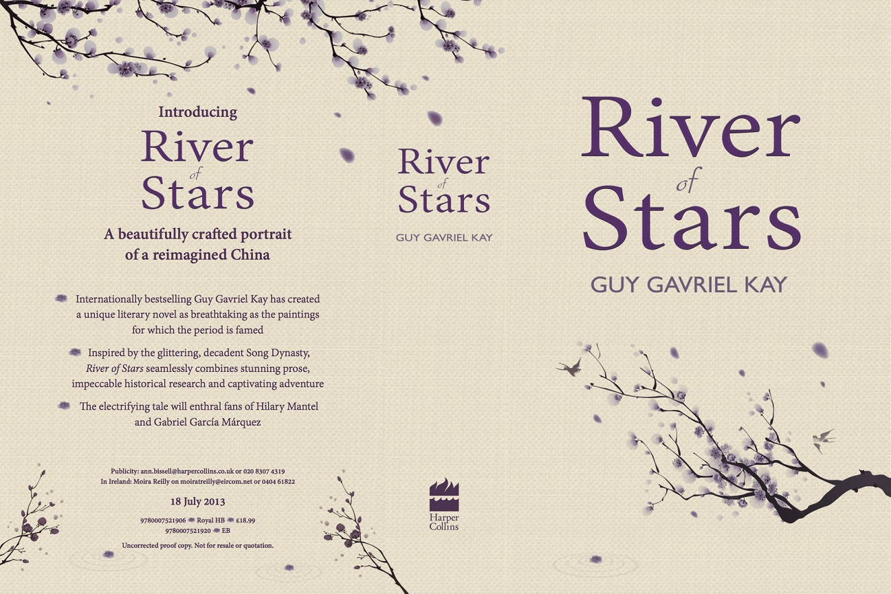 UK ARC edition of River of Stars