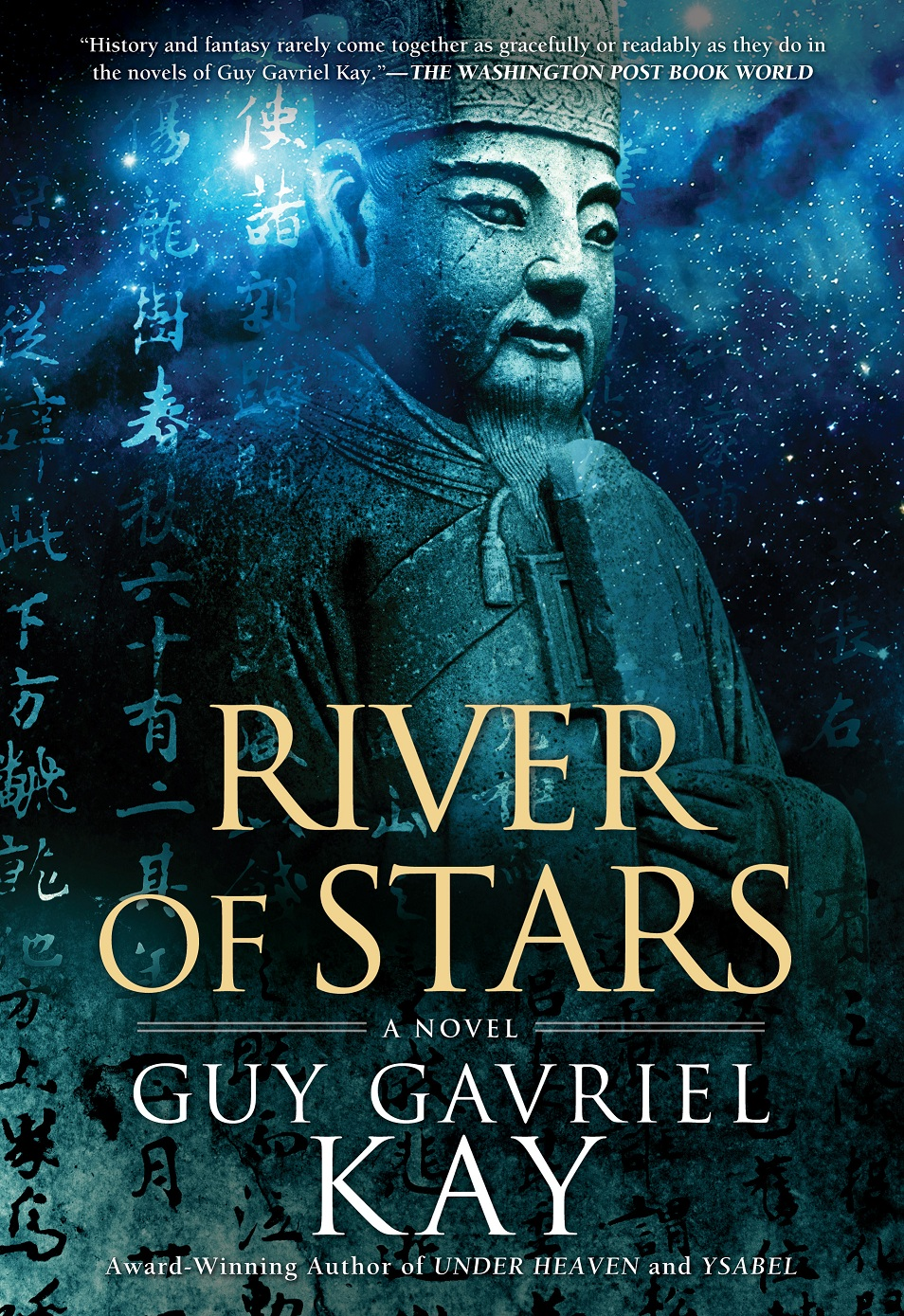 US/Can hardback edition of River of Stars