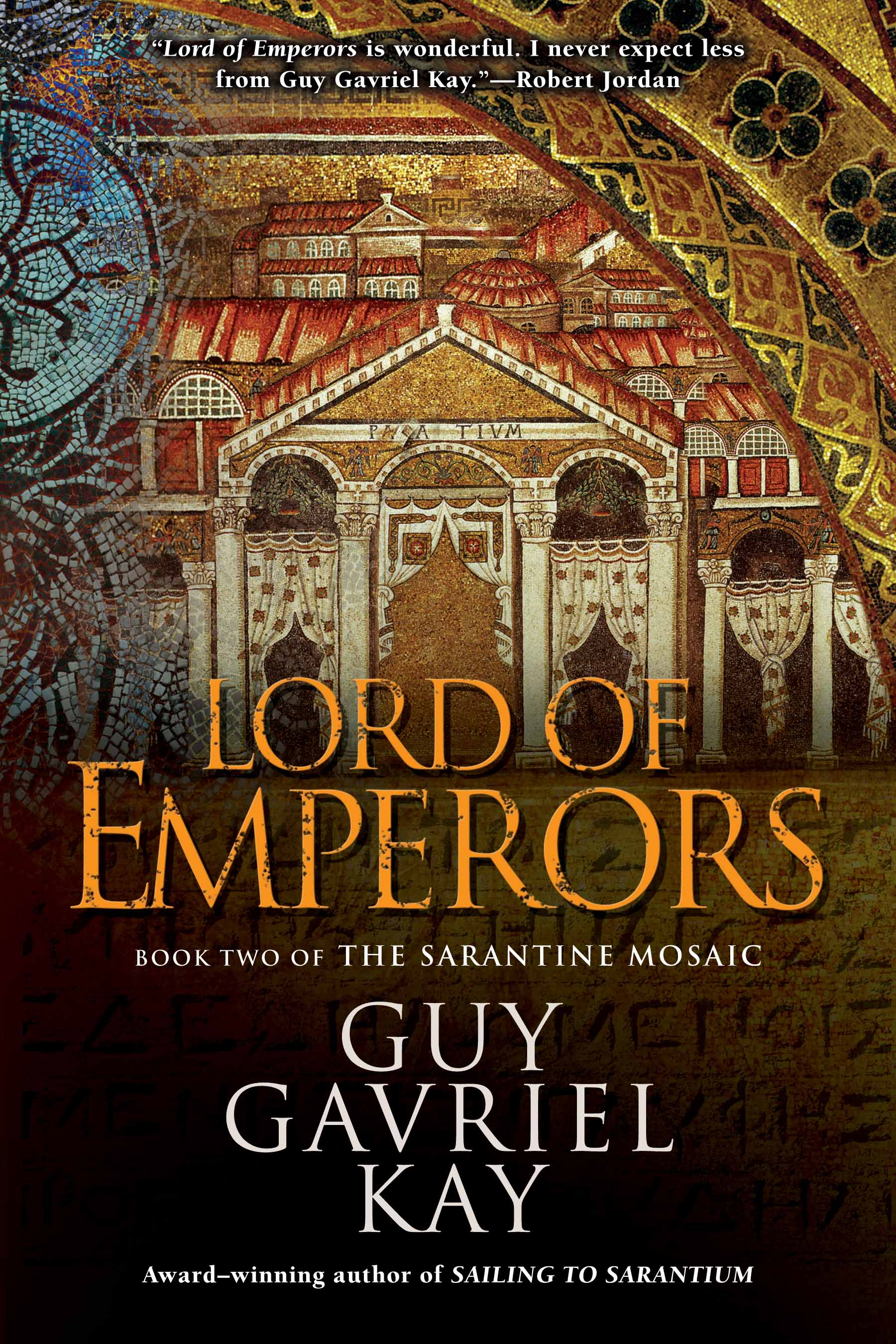 New US edition of Lord of Emperors